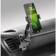 日本 CARMATE 汽車用V型多角度冷氣出風口手機架電話座單手拎放