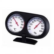 日本製 CARMATE 汽車用溫度計濕度計溫度表濕度表