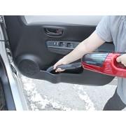 日本 CRETOM 汽車用 12V 旋轉 車用吸塵機 可吸塵蟎蝨
