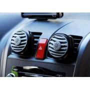 日本 CRETOM 車內風口專用自轉風扇