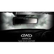 日本 DAD 汽車用 皮紋壓花 車內倒後鏡 加闊鏡 盲點鏡