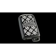日本 DAD TOYOTA 豐田車汽車用軟膠車匙套智能鑰匙蓋保護套