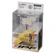 日本製 IPF 12V 汽車用 LED 3200K 黃光 房燈 車內燈 尾箱燈 ( S )