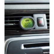 日本 JKM 汽車用冷氣出風口香水香薰香味香座除臭劑 (4味可選)