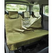 日本 JKM 汽車用後座後排乘客位三座防水墊座椅套防污墊寵物墊 ( 4色可選 )