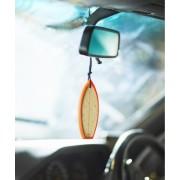 日本 JKM 汽車用 滑浪板 倒後鏡 木牌掛飾香水香薰香味除臭