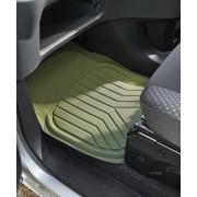 日本 JKM 汽車用車內防水防污前座地膠地毯 ( 軍綠色 / 深藍色 / 深灰色 )