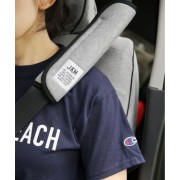 日本 JKM 汽車用舒適安全帶套花灰色 (2色可選 )