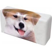 日本 MEIHO 汽車用狗狗秋田犬紙巾盒紙巾袋紙巾套