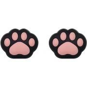 日本 MEIHO 可愛貓仔貓手貓腳貓爪 立體裝飾貼車牌鏍絲套 ( 一對裝 )