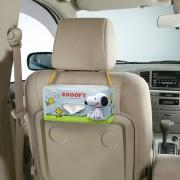 日本 MEIHO 汽車用SNOOPY草原情境椅背紙巾套