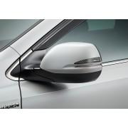 日本製造 MUGEN 無限 本田 汽車用倒後鏡倒鏡專用碳纖防撞貼 ( 1對裝 ) STEPWGN ODYSSEY FREED FIT JAZZ CR-V