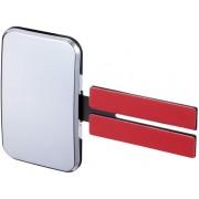日本 NAPOLEX 汽車用倒後鏡專用迷你加闊鏡盲點鏡曲面鏡