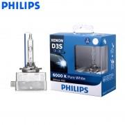 德國製 PHILIPS 飛利浦 汽車用 HID 氙氣車燈 6000K D3S 香港行貨 三年保養 ( 一對裝 )