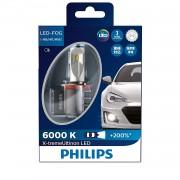 PHILIPS H8 H11 H16 LED 6000K 白光 霧燈 (頂級版)