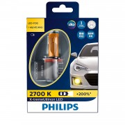 PHILIPS H8 H11 H16 LED-FOG 2700K 黃光 霧燈 (頂級版)