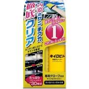 日本 PROSTAFF 汽車用玻璃清潔油膜去除劑