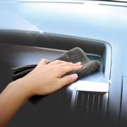 日本 PROSTAFF 汽車用車內多用途雙面毛巾清潔布