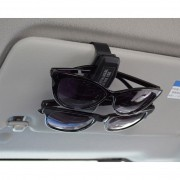 日本 SEIKO 汽車用太陽擋板眼鏡夾眼鏡收納 ( 可收納2副眼鏡 )