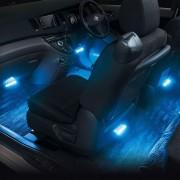 日本 SEIWA  汽車用車內LED裝飾燈氣氛燈房燈椅底燈