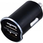 日本 SEIWA 12V 24V 汽車用貨車用迷你點煙器USB充電器手機充電