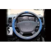 意大利 SPARCO 汽車用賽車款軚環套軚盤套藍灰色