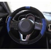 意大利 SPARCO 汽車用賽車款軚環套軚盤套藍黑色