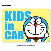 日本製 叮噹 DORAEMON KIDS IN CAR 車上有小童 汽車貼紙