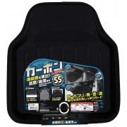 日本 TOMBOY 汽車用皮質碳纖紋防污前座 / 後座 地膠