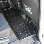 日本 TOMBOY 汽車用碳纖紋長型中排 尾排用地膠