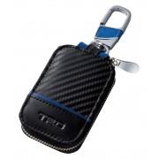 日本 TRD 豐田碳纖紋車用智能車匙套 KEYLESS 車匙扣