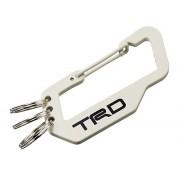 日本原廠 TRD 豐田車汽車用車匙扣鎖匙扣