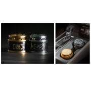 韓國 VIP 汽車用豪華香味座香座裝飾香水香片香薰