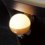 日本 YAC 汽車用LED氣氛燈木紋負離子空氣靜化機空氣靜化器